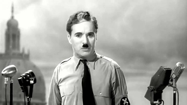 Very Powerful Speech from The Great Dictator (VIDEO)